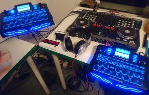 BKE BeatThang im Studio